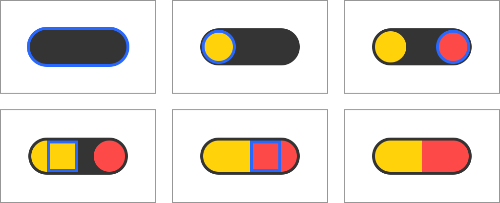 Drawing a pill using simple shapes